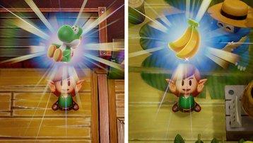 <span>Zelda: Link's Awakening |</span> Alle Tauschgeschäfte für Bananen & Co.