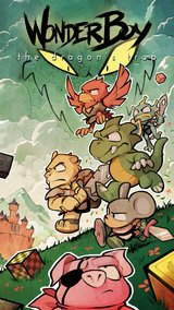Wonder Boy 3 - The Dragon's Trap