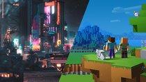 Spieler baut Cyberpunk-Slums nach