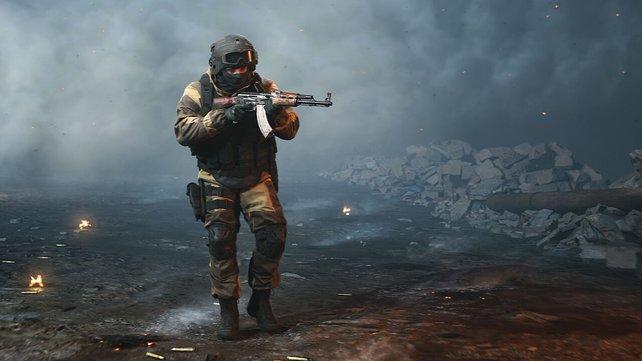 Der heiß ersehnte Shooter kann besonders im Multiplayer glänzen.