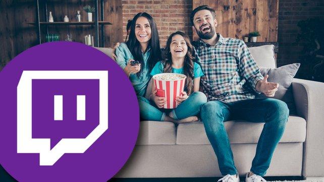 Jetzt können Zuschauer und Streamer aus Deutschland die Twitch-Funktion Watch Parties auch benutzen. (Bildquelle: Twitch, Getty Images.)