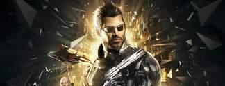 Vorschauen: E3 2016 Deus Ex - Mankind Divided: Square Enix malt ein düsteres Gemälde