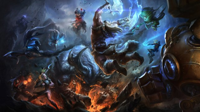 Spieletipps League Of Legends