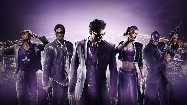 Saints Row: The Third kommt für PS4 und Xbox One.
