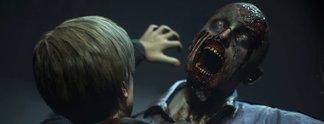 gamescom 2018: Resident Evil 2 und Devil May Cry 5 erstmals spielbar