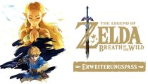 The Legend of Zelda - Breath of the Wild: DLCs und alle Inhalte im Erweiterungspass