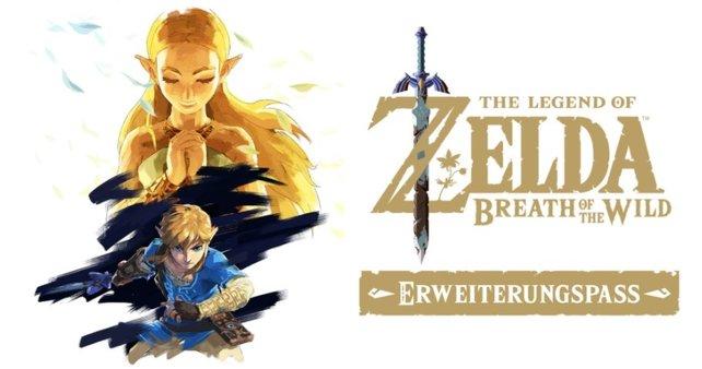 Der Erweiterungspass von Zelda: BotW bringt euch zwei DLC-Pakete und viele neue Inhalte.