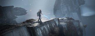 """Vorschauen: Endlich ein """"Star Wars""""-Spiel mit Seele"""
