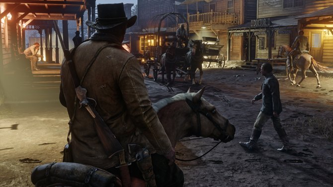 Cross-Promotion mit Red Dead Redemption 2 angekündigt