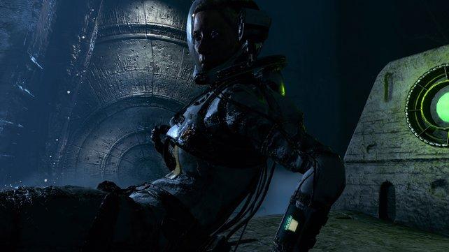 Derlei Alien-Technologien sind selten und erhöhen eure maximale Unversehrtheit.