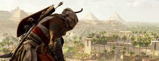 Kolumnen: Warum Assassin's Creed - Origins das perfekte Feierabend-Spiel ist