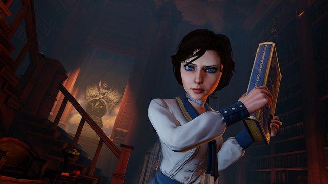 Nun steht es fest: Fans können sich auf ein neues Bioshock freuen. Im Bild der jüngste Teil: Bioshock Infinite.