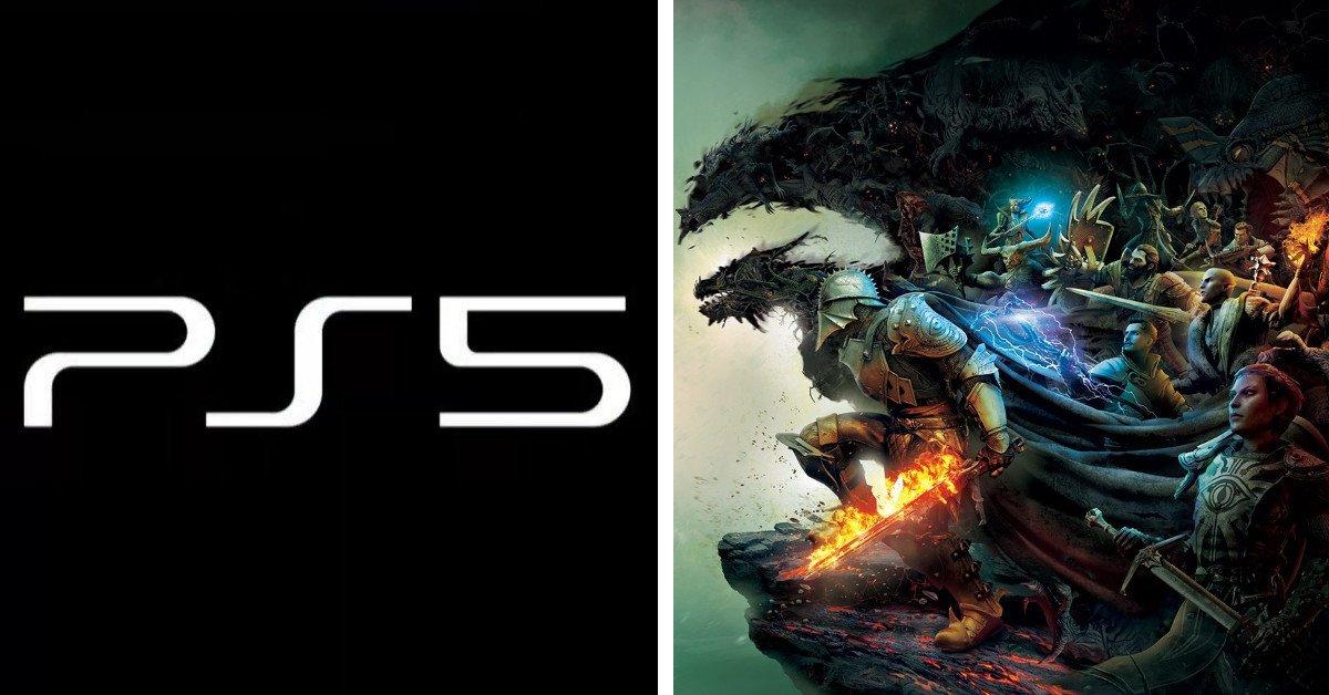 PlayStation 5: Dragon Age 4, Battlefield 6 und 36 weitere Spiele bekannt