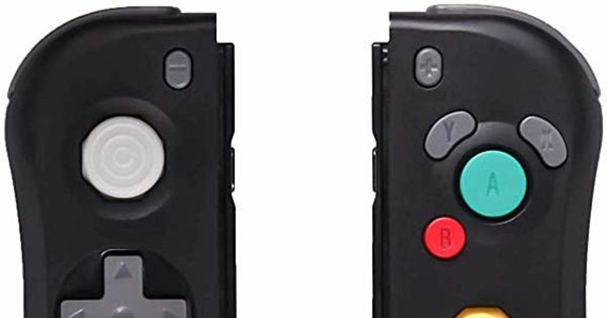 Nintendo Switch | Joy-Cons im Gamecube-Design bei Amazon