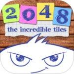 The Incredible Tiles 2048