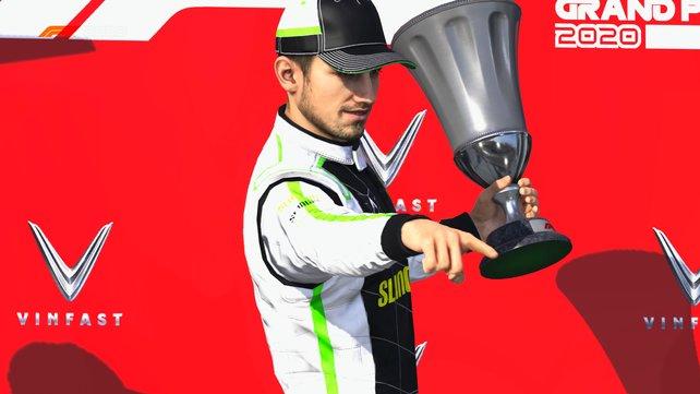 F1 2020: Reicht es auch dieses Mal für den perfekten Sieg? Unser Test liefert die Antwort.