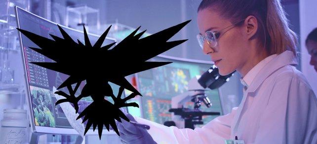 Ein Forscher drückt seine Liebe zu Pokémon in seiner Arbeit aus. Getty Images / janiecbros
