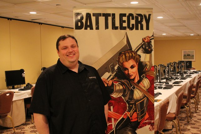 Da geht die Sonne auf: Lucas Davis von den Battlecry Studios verspricht nur kosmetische Veränderungen gegen Geld.