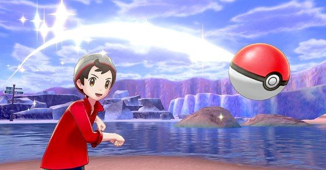 Im kommenden Pokémon-Spiel erwarten euch harte Kämpfe.