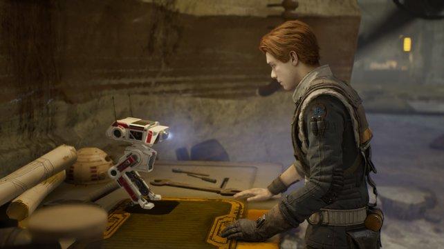 Star Wars Jedi: Fallen Order kann mit einer beeindruckenden Story glänzen.