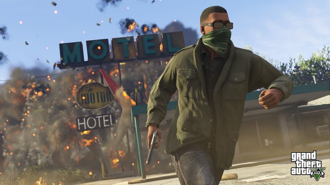 Mein GTA-Leben zusammengefasst: Tausend Explosionen, Tausend Autos, Tausend Tode, Tausend Ladebildschirme.