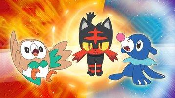 <span>Der Pokémon Stammbaum:</span> Aktualisiert mit der 7. Generation Pokémon