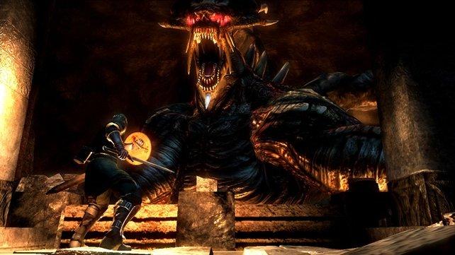 Demon's Souls hat eine Reihe gestartet, bei der die Action nicht nur aus Explosionen besteht.