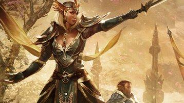 <span></span> Hinter den Kulissen von Elder Scrolls Online: Studiotour bei Zenimax