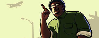 """Grand Theft Auto - San Andreas: Youtuber isst legend?re """"Big Smoke""""-Fastfood-Bestellung"""