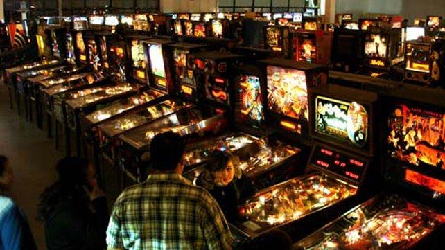Flippern bis zum Geht-nicht-mehr: die Pinball Hall of Fame in Las Vegas.