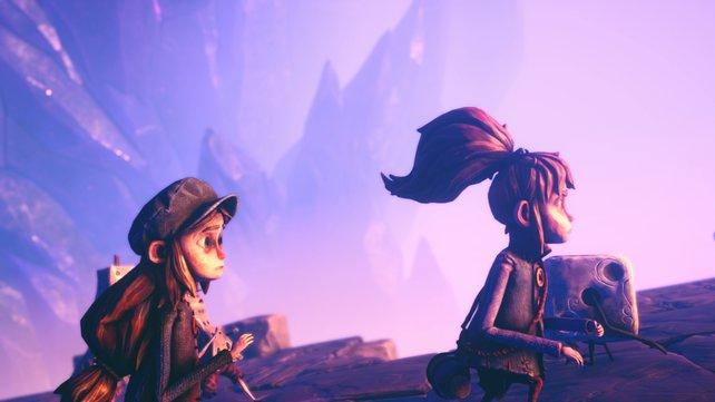 An ihrem zwölften Geburtstag muss Odd sich auf Befehl der Königin von ihrer Heimat verabschieden. Damit beginnt die Reise von Even, um sie zu retten.