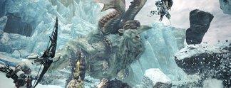 Monster Hunter World - Iceborne: Bleibt die einzige Erweiterung - PC-Spieler sollen keine lange Wartezeit haben
