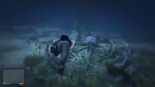 Spieler deckt unbekannte Geheimnisse im Ozean auf