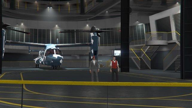 Pascal will GTA Online zu einem besseren Ort für Gangster machen, indem er Griefer ausschaltet und Meta-Verbrechen begeht.
