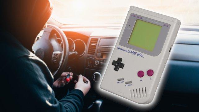 Eine Gruppe Diebe kann mit einem falschen Game Boy Autos knacken. Jetzt wurden sie erwischt. Bildquelle: Getty Images/ DedMityay