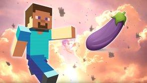 Minecraft Steve ist nicht länger 18+