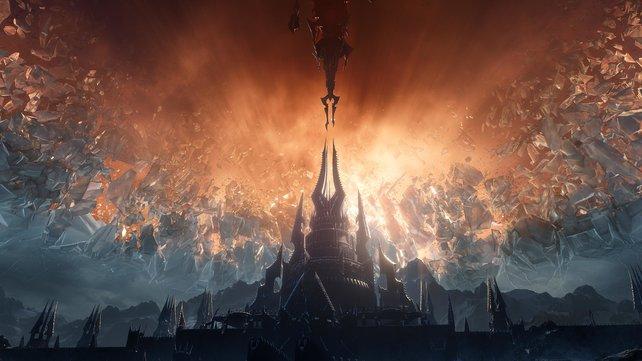 World of Warcraft: Shadowlands erscheint voraussichtlich am 27. Oktober 2020 für PC.