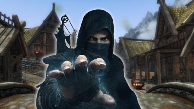 Ein Meisterdieb nutzt die Bewohner von Skyrim für ein Experiment. Dafür muss er sie alle bestehlen.