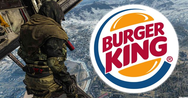 Der Lieferservice von Burger King bringt euch jetzt Bonus-Inhalte und XP.