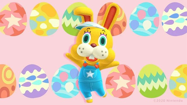Der Häschentag in Animal Crossing: New Horizons geht Fans gehörig auf die Eier.