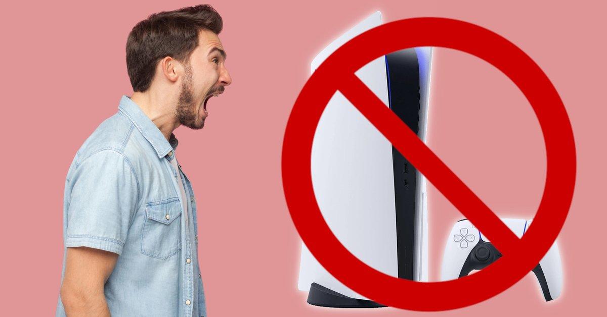 Ausverkaufte PS5: Ihr hattet nie eine Chance