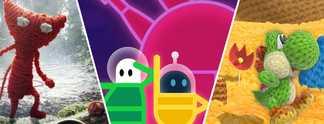 Von Unravel bis Doki Doki: 10 unglaublich süße Spiele