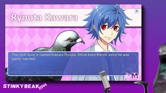 Hatoful Boyfriend - Launch Trailer