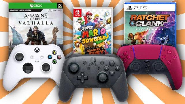 Gaming-Deals bei MediaMarkt: Rabatte auf fast das gesamte Sortiment.