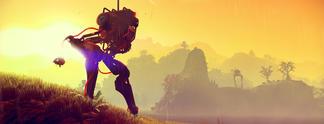 """No Man's Sky: """"Path Finder""""-Update soll noch in dieser Woche neues Fahrzeug bringen"""