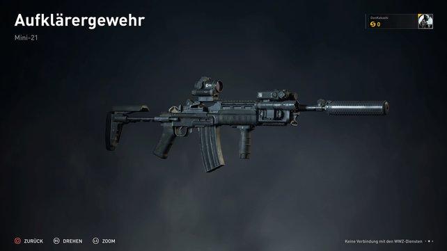 Zeit für eine bessere Waffe? So könnt ihr schnell leveln und die besten Varianten freischalten.