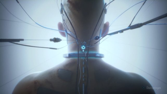 DNI, Direkte Neuralinterface, machen Menschen zu Cyber-Soldaten.