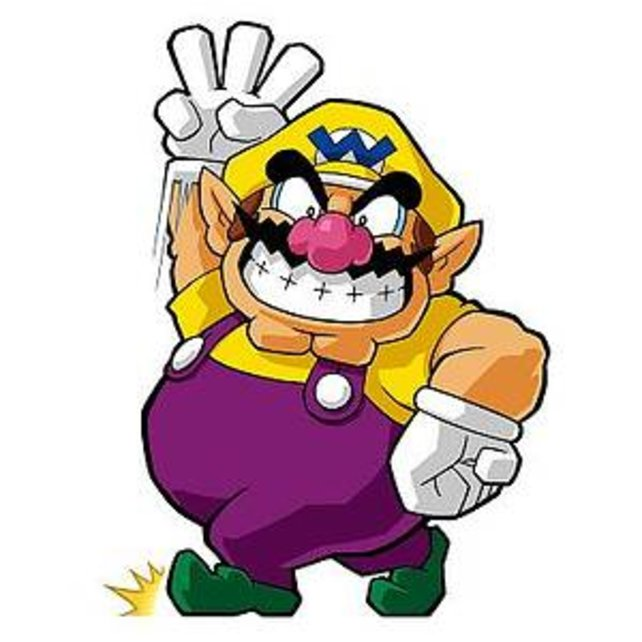 Wario Land: The Shake Dimension zeigt den Protagonisten im Anime-Stil.