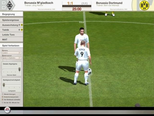 Die grafische Gestaltung des Spiels kann sich sehen lassen
