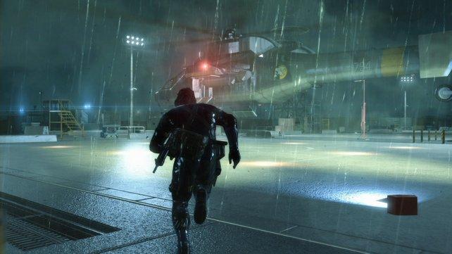 In Metal Gear Solid 5 spielt ihr erneut Snake - den gewohnten Synchronsprecher David Hayter hat Konami allerdings nicht mehr verpflichtet.